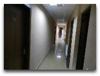 отель Metekhara Ambrolauri: Коридор