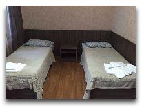 отель Metekhara Ambrolauri: Номер Twin