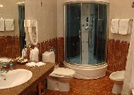 отель Metropol Hotel: Ванная