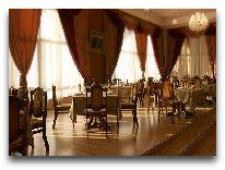 отель Metropol Hotel: Ресторан