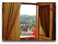 отель Metropol Hotel: Номер Deluxe SGL вид из окна
