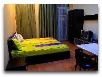 отель Mgzavrebi Batumi: Номер Люкс