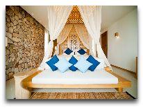 отель Mia Nha Trang Resort: Beachfront villa