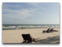 отель Mia Resort Mui Ne: Пляж