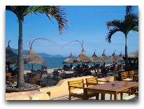 отель Mia Resort Mui Ne: Ресторан