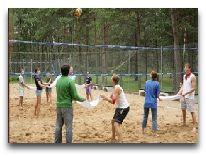 отель Minhauzena Unda: Волейбол