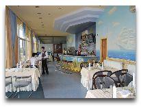 отель Минск: Бар ресторана Седьмое небо
