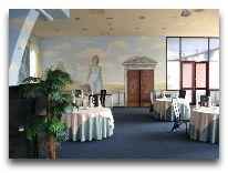 отель Минск: Ресторан Седьмое небо