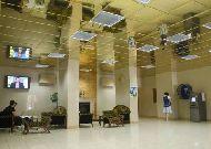 отель Мир: Холл