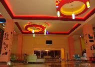отель World of Gold: Холл
