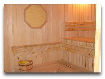 отель World of Gold: Сауна