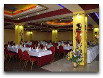 отель World of Gold: Ресторан