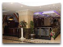 отель Miran International: Лаунж бар отеля