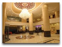 отель Miran International: Холл отеля