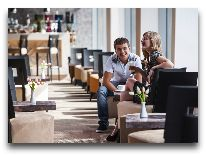 отель Mirotel Resort & SPA: Lobby bar