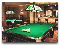 отель Mirotel Resort & SPA: Бильярдная