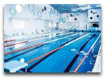 отель Mirotel Resort & SPA: Закрытый бассейн