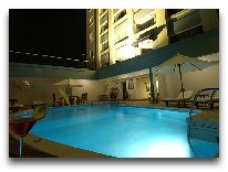 отель Mithrin Halong Hotel: Открытый бассейн