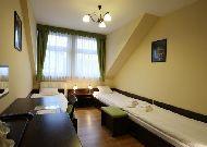 гостевой дом Młyn Solny: Трехместный номер