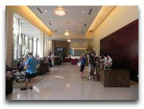 отель Mondial Hue Hotel: Reception