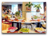 отель Mondial Hue Hotel: Ресторан