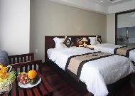 отель Moonlight Hue Hotel: Deluxe CityView room