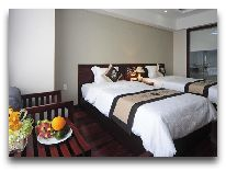 отель Moonlight Hue Hotel: Deluxe CityView room