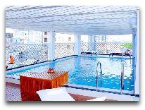 отель Moonlight Hue Hotel: Бассейн