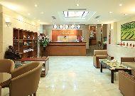 отель Moonview: Reception
