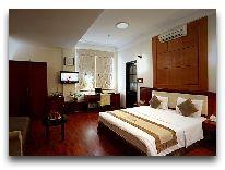 отель Moonview: Deluxe room lake view