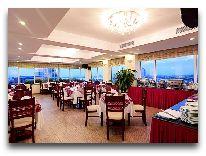 отель Moonview: Ресторан