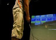 отель Meri Spa Hotel: Электронный гольф