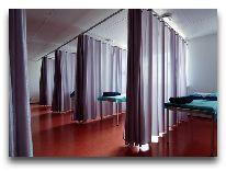 отель Meri Spa Hotel: Лечебный корпус