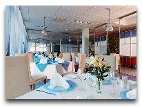 отель Meri Spa Hotel: Ресторан
