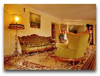 отель Morena: Холл отеля