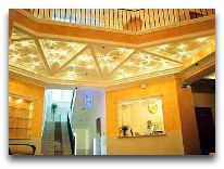отель Морской: Холл отеля
