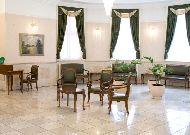 отель Москва: Холл