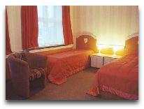 отель Москва: Двухместный номер TWIN