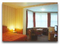 отель Москва: Номер Люкс