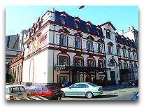 отель Mozart: Отель Моцарт