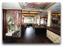 отель Mozart: Ресторан