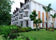 отель Muine Bai Resort: Территория отеля