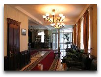 отель Mukammal Hotel: Лобби
