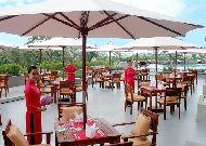 отель Muong Thanh Hue Hotel: Терраса