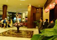 отель Muong Thanh Hue Hotel: Холл