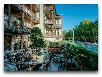 отель Museum Hotel Orbelian: Летняя терраса