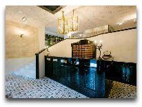 отель Museum Hotel Orbelian: Ресепшен