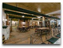 отель Museum Hotel Orbelian: Ресторан Сирачхана