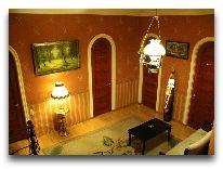 отель My House: Холл на этаже