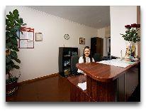 отель Наби: Reception